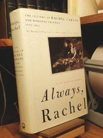 BOOK JACKET: Always Rachel