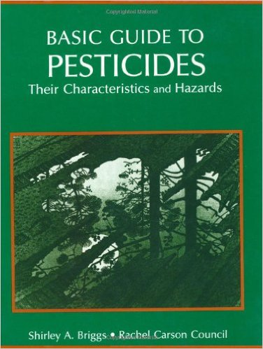 BOOK JACKET: Basic Guide To Pesticides