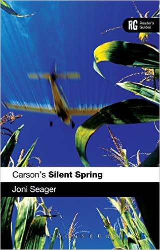 BOOK JACKET: Carsons Silent Spring: A Readers Guide