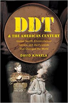 BOOK JACKET: DDT and the American Century