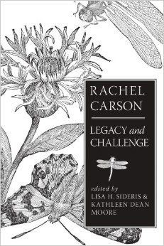 BOOK JACKET: Rachel Carson: Legacy and Challenge
