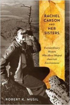BOOK JACKET: Rachel Carson and Her Sisters
