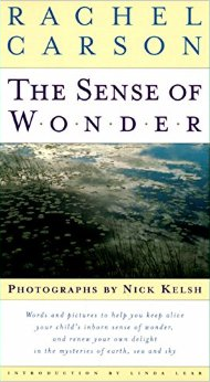 BOOK JACKET: The Sense of Wonder