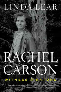 BOOK JACKET: Rachel Carson: Witness for Nature