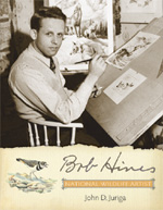 BOOK JACKET:Bob Hines: National Wildlife Artist