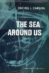 BOOK JACKET:The Sea Around Us