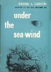 BOOK JACKET:Under the Sea-wind