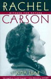 BOOK JACKET:Rachel Carson: Witness for Nature